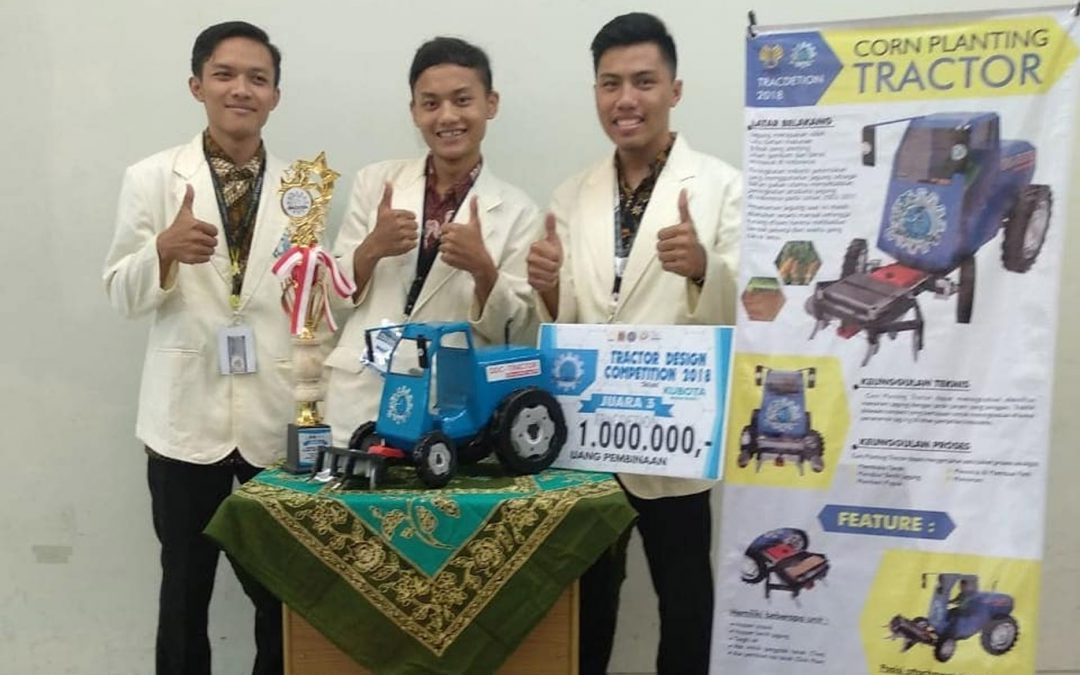 Juara 2 dan 4 Innovative Design UNY
